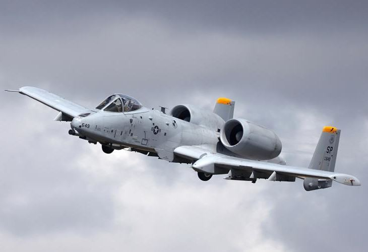 A-10 Scale 1:7,25 <b>Coming soon</b>
